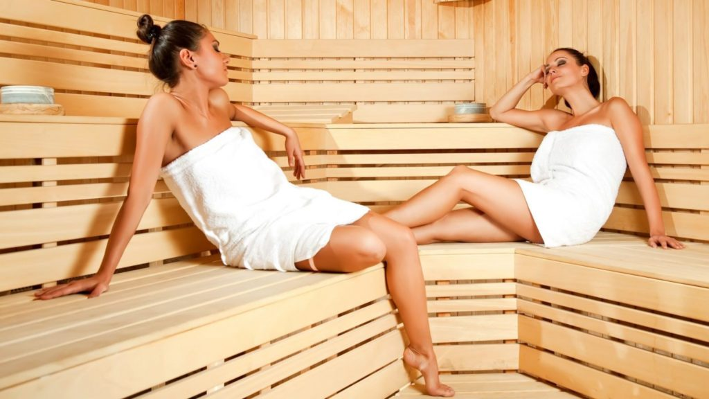 Финская сауна - это удовольствие и здоровье