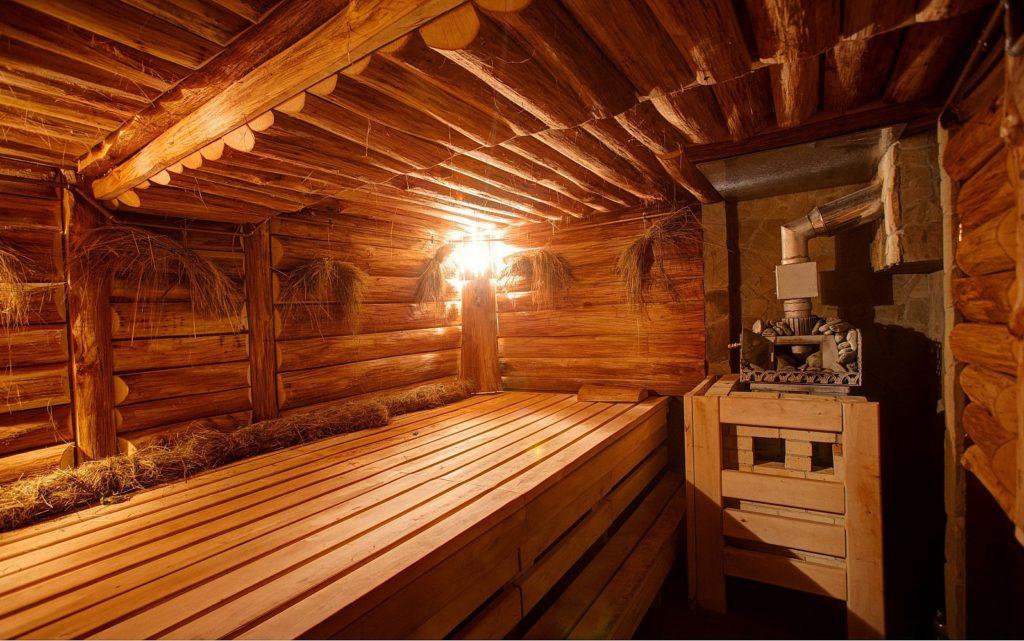 Планировка бани в русских традициях